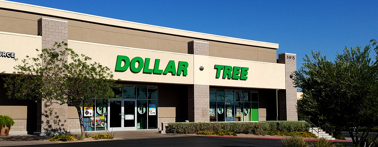 15 – Dollar Tree – Eastern & Russell