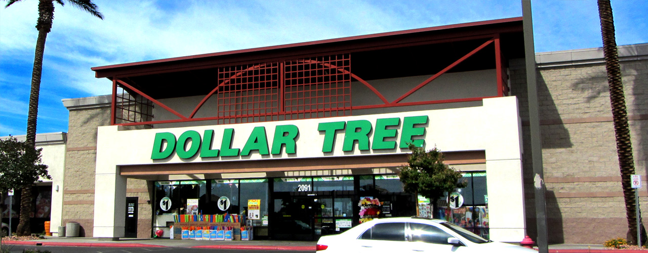 14 – Dollar Tree – Lake Mead & Rainbow