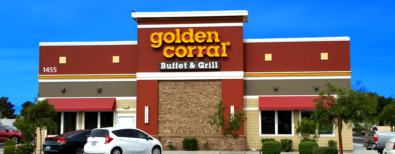 16 – Golden Corral – Charleston & Lamb