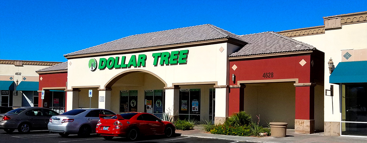 09 – Dollar Tree – Sahara & Decatur